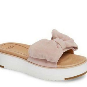 Ugg Joan Platform Sandals Size 9.5